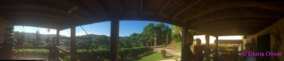 Pano - Porch View