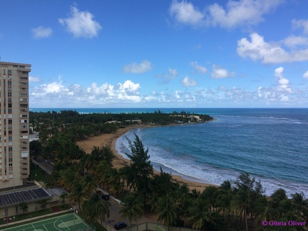 Luquillo Condo View 2