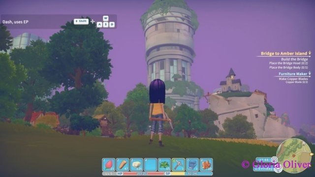 My Time at Portia - Ruins