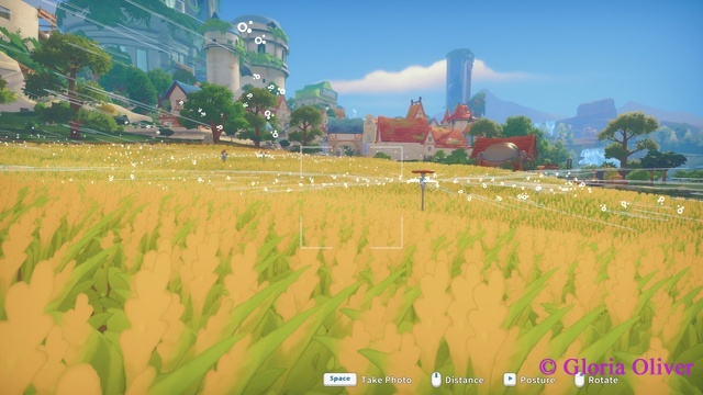 My Time at Portia - field with sprinklers
