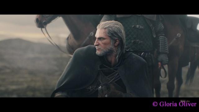 Witcher 3 - Geralt