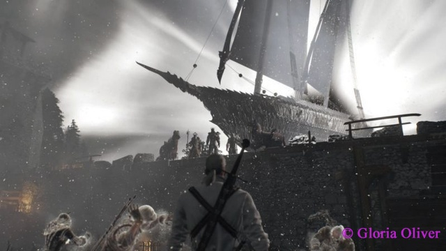 Witcher 3 - Arrival of the Wild Hunt