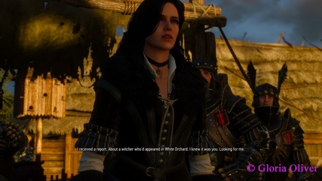 Witcher 3 - White Orchard - Yennefer