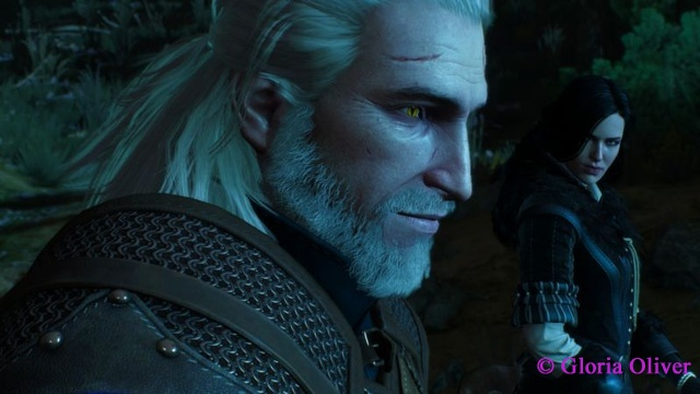 Witcher 3 - White Orchard - Yennefer and Geralt