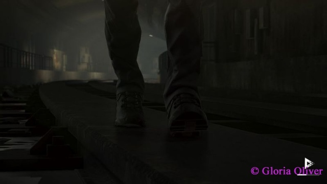 Deus Ex: Mankind Divided - subway trakcs