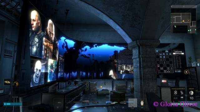 Deus Ex: Mankind Divided - main suspect