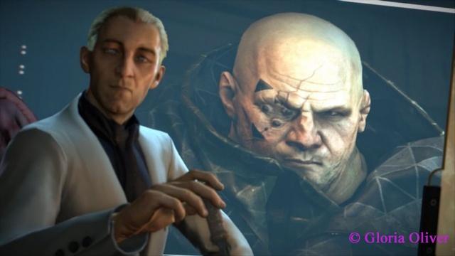 Deus Ex: Mankind Divided - cabal