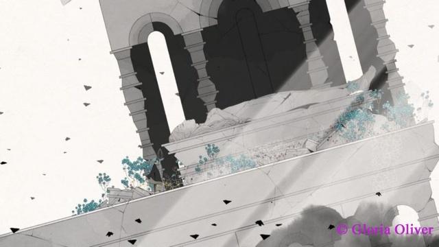 GRIS - a tomb