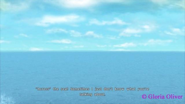 Tales of Berseria - ocean