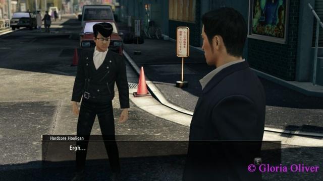 Yakuza 0 - 50's hoodlum