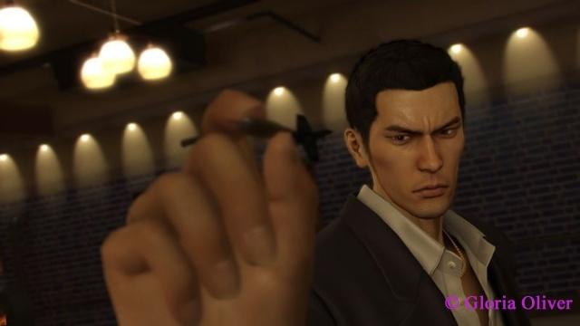 Yakuza 0 - Darts
