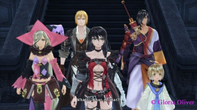 Tales of Berseria - Group photo