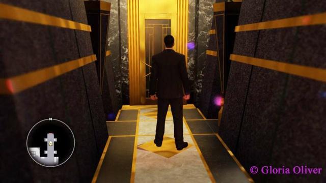 Yakuza 0 - swank Hotel lobby
