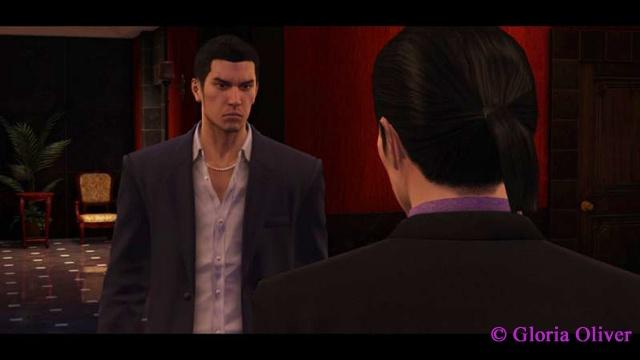 Yakuza 0 - the meeting