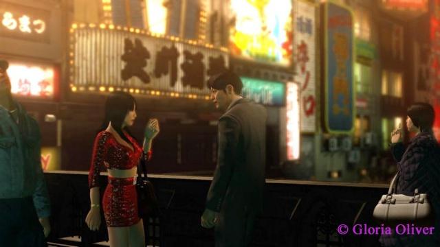 Yakuza 0 - New town