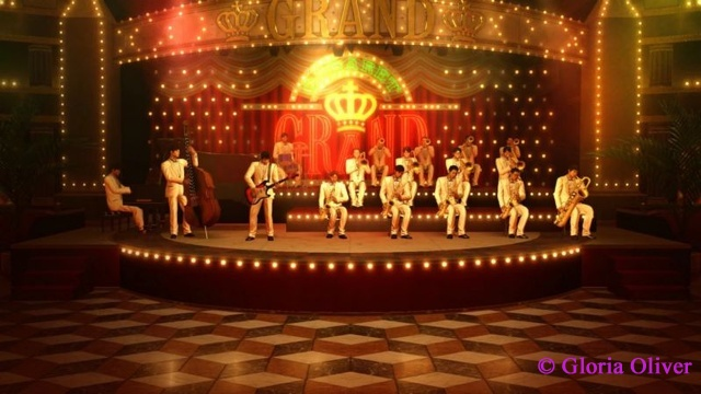 Yakuza 0 - Inside The Grand