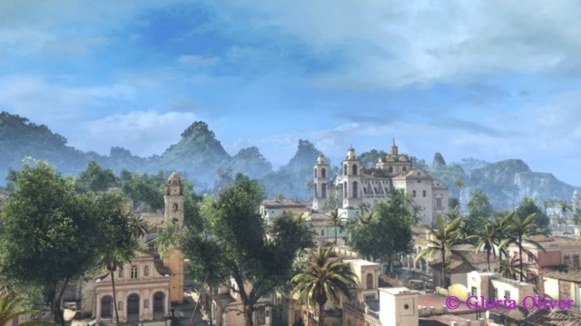 Assassins Creed - BlackFlag - Havana