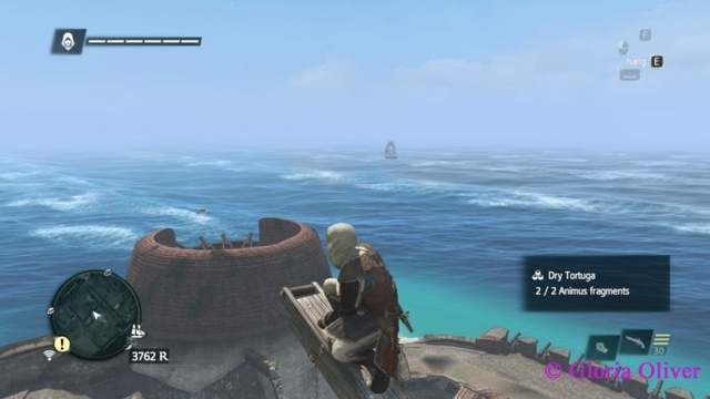 Assassin's Creed - Black Flag - Dry Tortuga