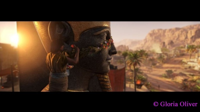 Assassin's Creed - Origins - Siwa village