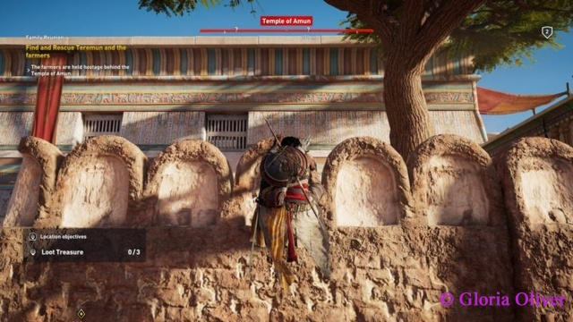 Assassin's Creed - Origins - Temple of Amun