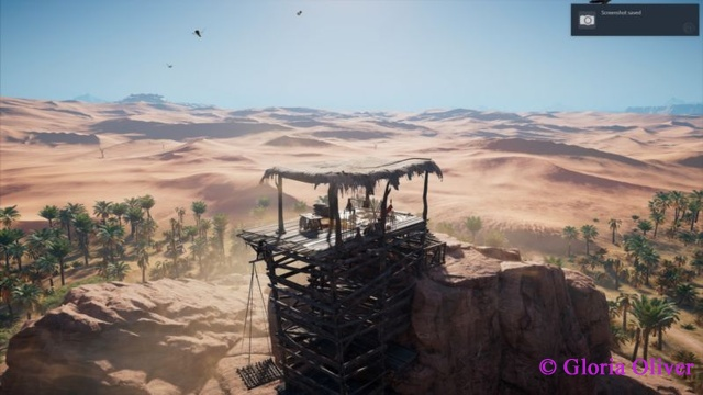 Assassin's Creed - Origins - Desert