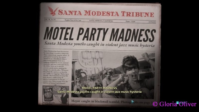 Destroy All Humans - Motel Party Madness
