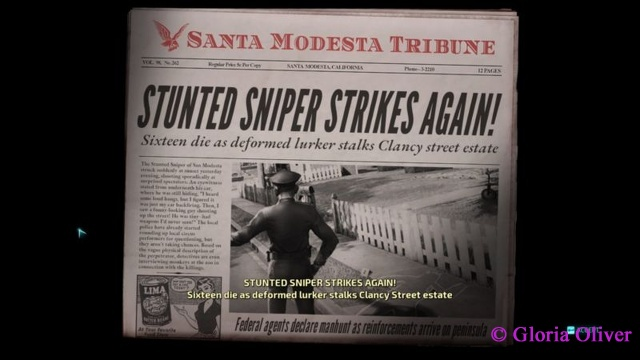 Destroy All Humans - Stunted Sniper Strikes Again!