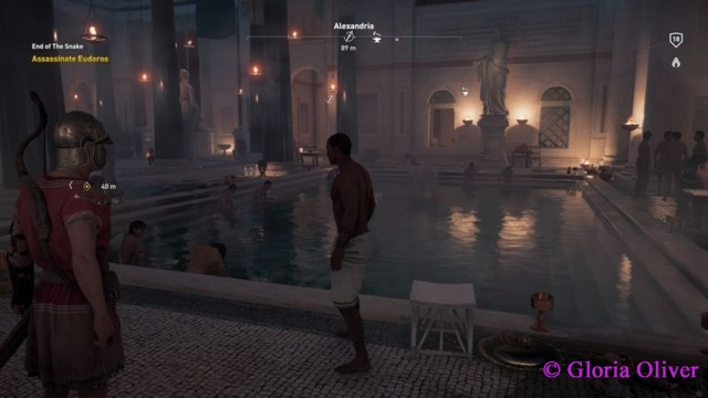 Assassin's Creed Origins - Bathhouse