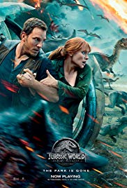 Jurrasic World: Fallen Kingdom