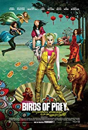 Birds Of Prey and the Emancipation of Harley Quinn