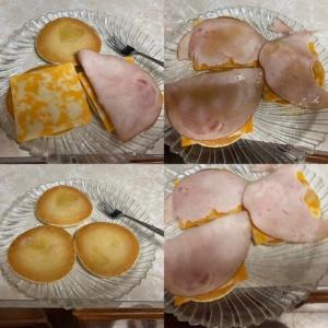 Pancakes a la Oliver