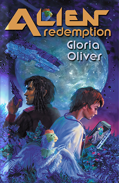 Alien Redemption by Gloria Oliver