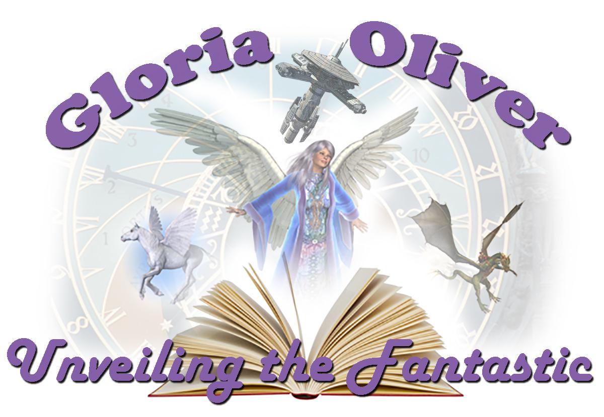 Gloria Oliver Logo 2020