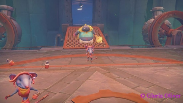 My Time at Portia - The Rat King