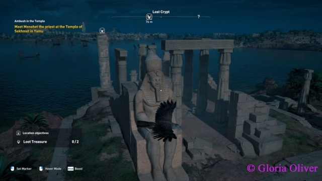 Assassin's Creed Origins - Lost Crypt